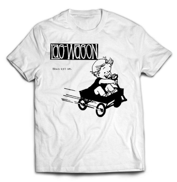 футболка белая Lagwagon