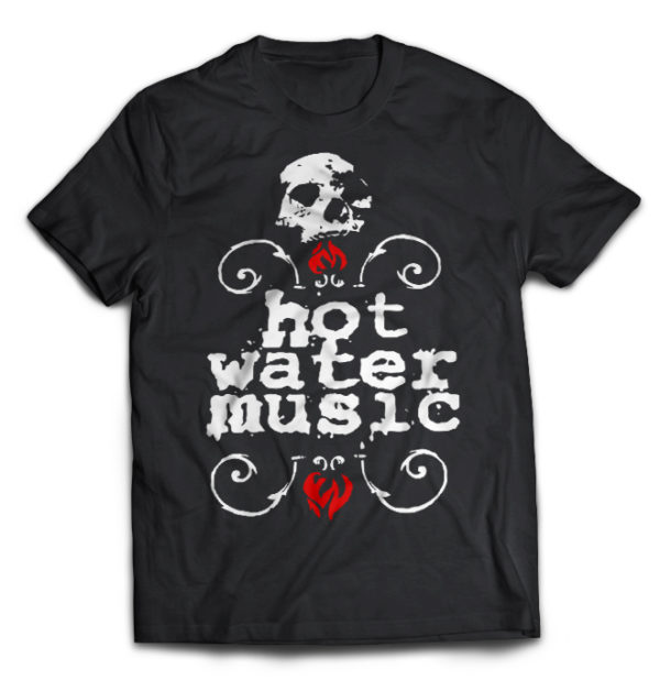 футболка Hot Water Music