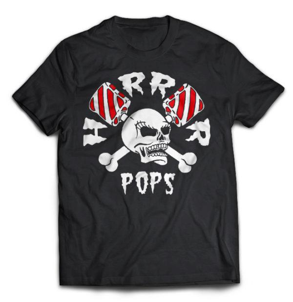 футболка HorrorPops