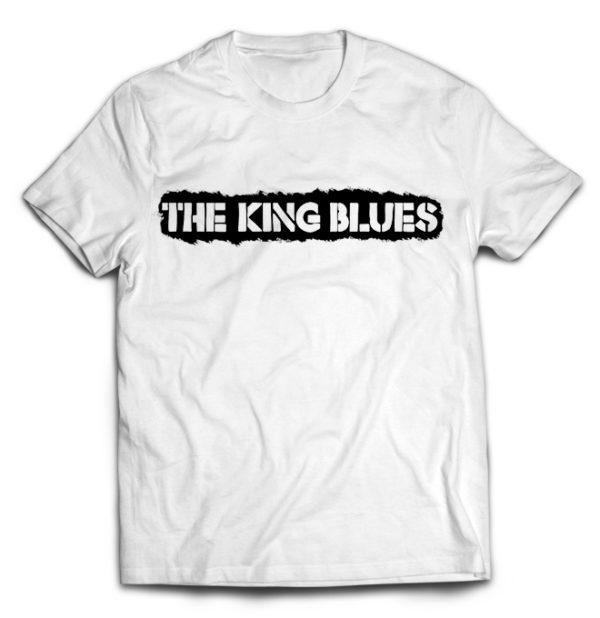футболка белая King Blues