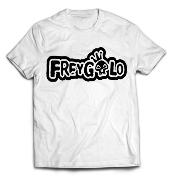 футболка белая Fraygolo