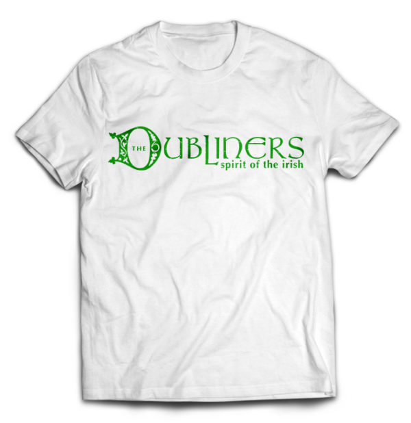 футболка белая Dubliners