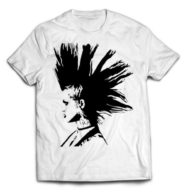 футболка белая Distillers