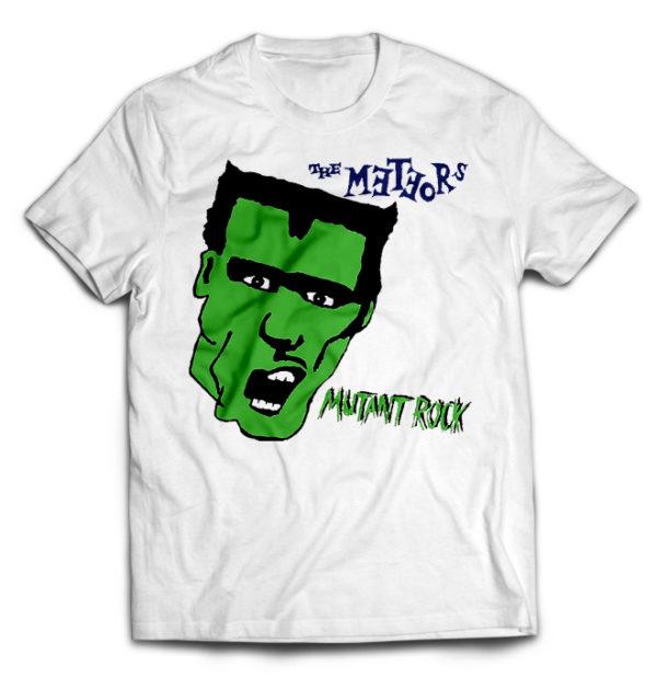 футболка белая Meteors, the