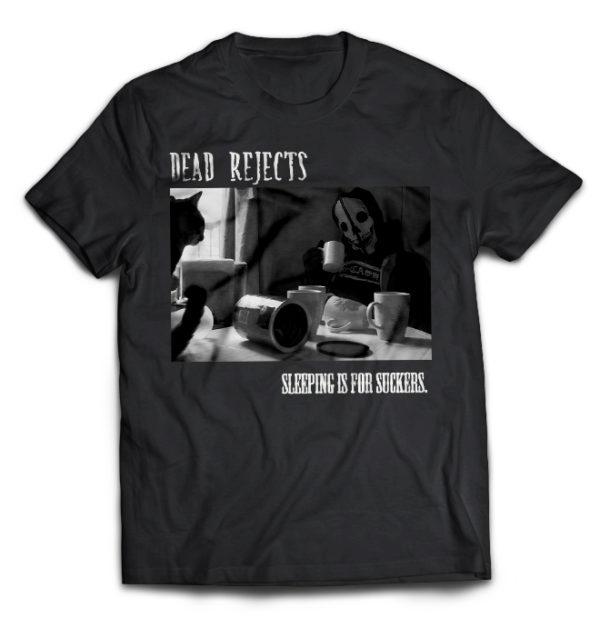 футболка Dead Rejects