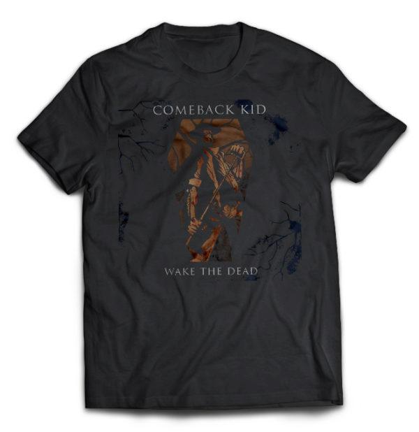 футболка Comeback kid