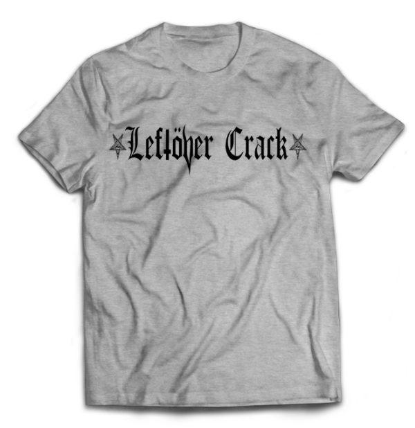 футболка серая Leftover Crack