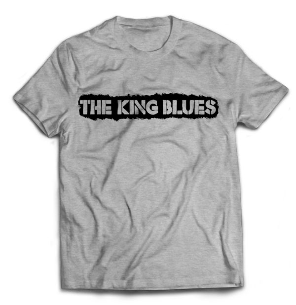 футболка серая King Blues