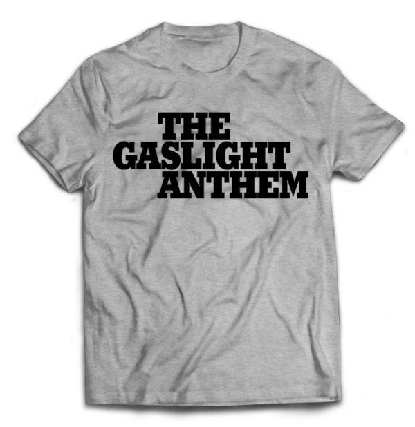 футболка серая Gaslight anthem