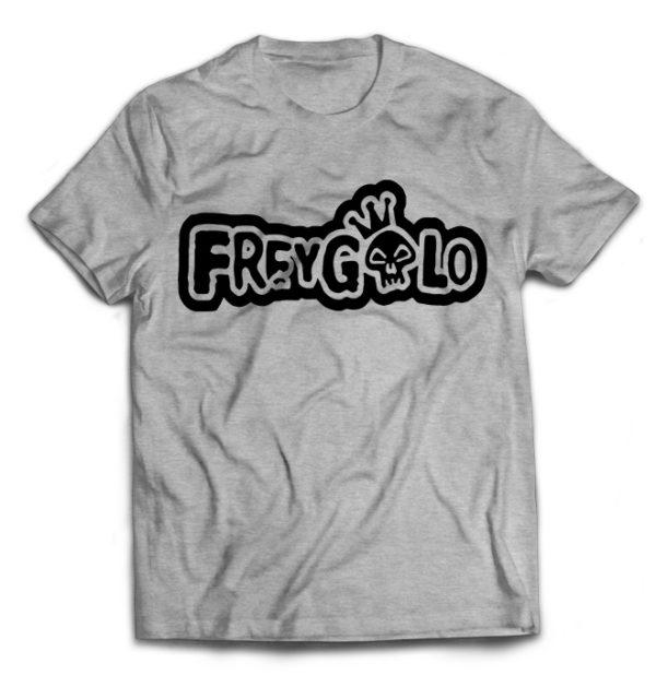 футболка серая Fraygolo