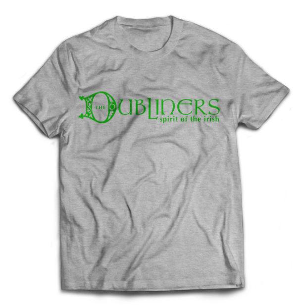 футболка серая Dubliners