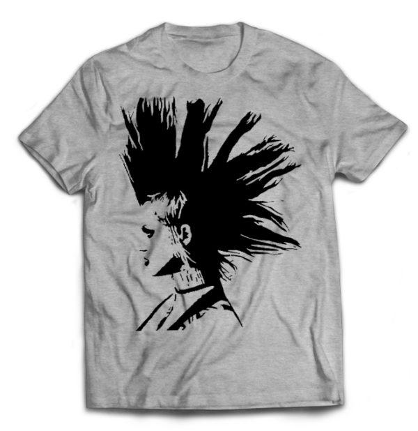 футболка серая Distillers