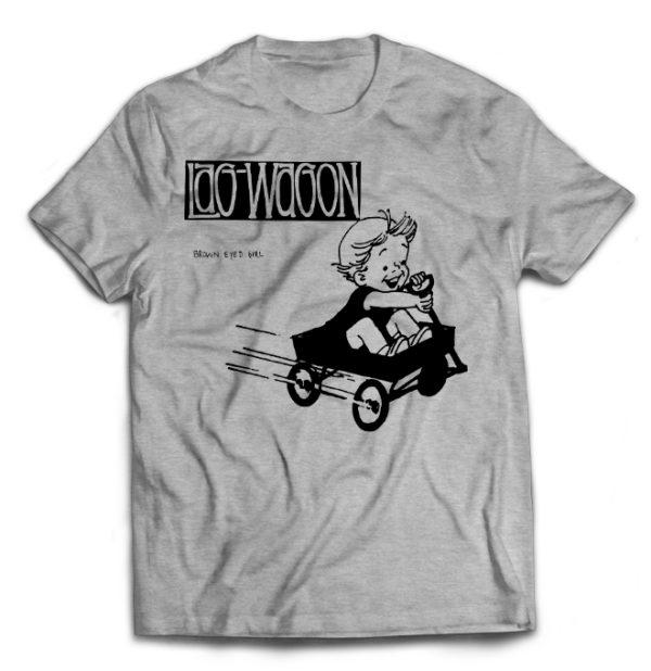 футболка серая Lagwagon