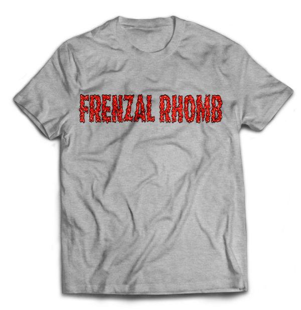 футболка серая Frenzal Rhomb