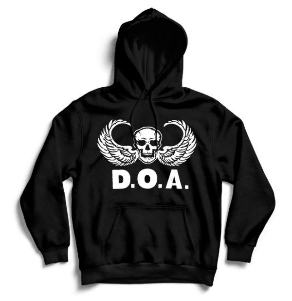 худи D.O.A