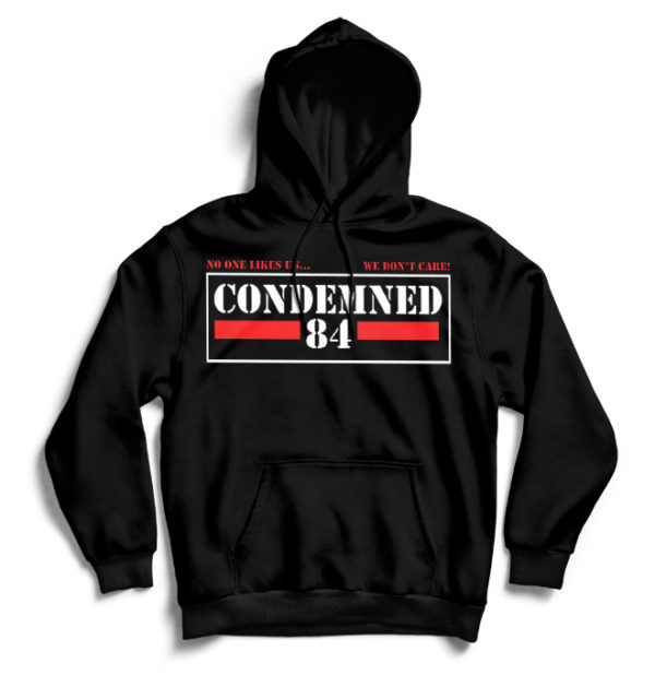 худи Condemned 84