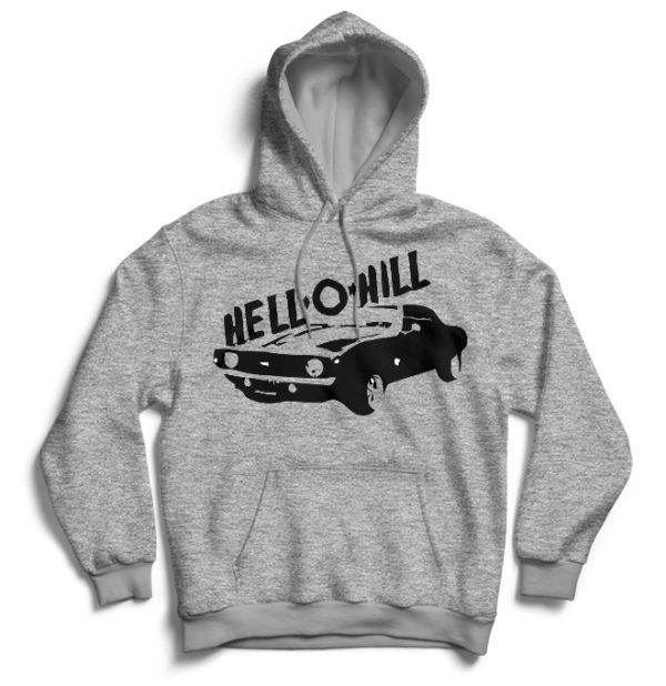 худи Hell-o-hill