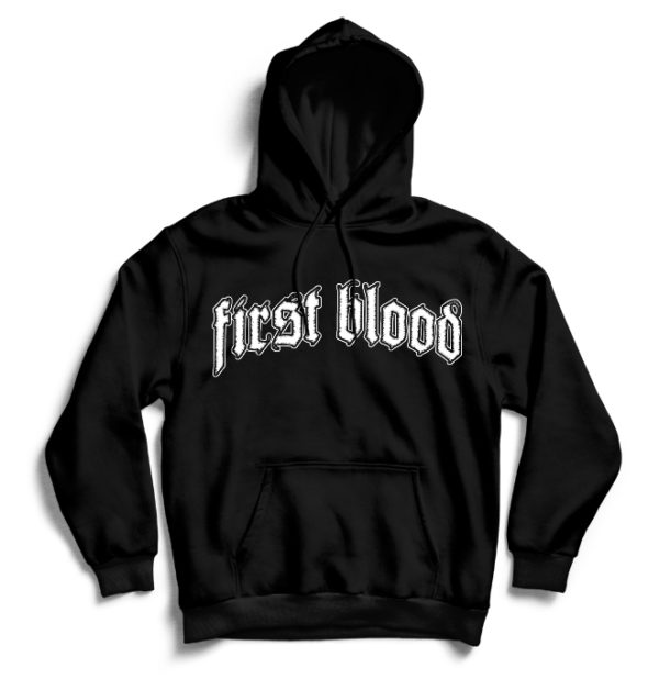 худи First blood