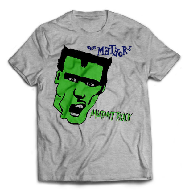 футболка серая Meteors, the
