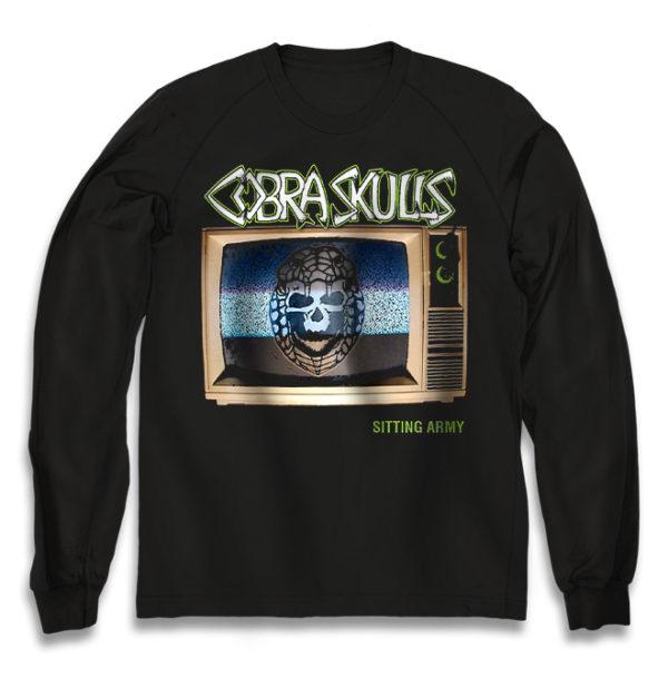 свитшот Cobra Skulls
