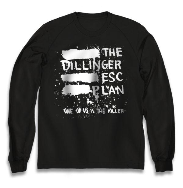 свитшот The dillinger esc plan