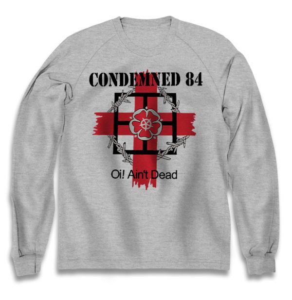 свитшот Condemned 84
