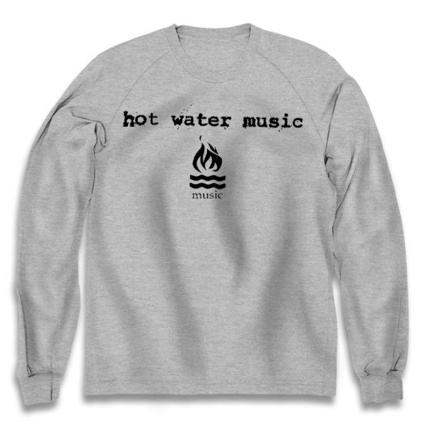 свитшот Hot Water Music
