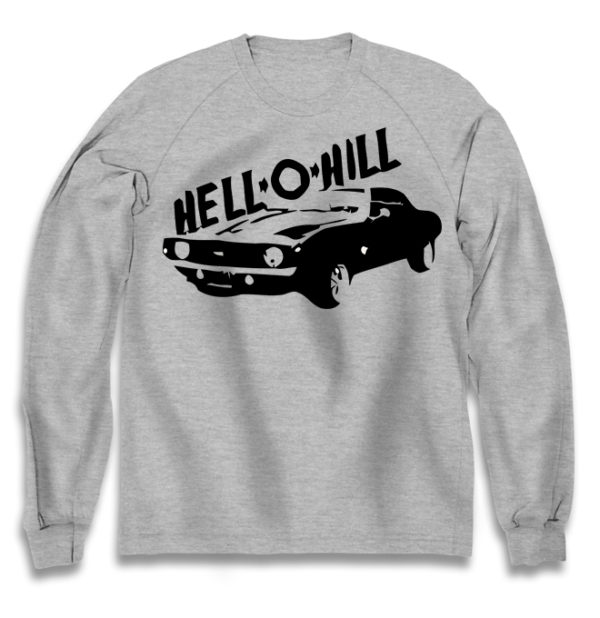 свитшот Hell-o-hill