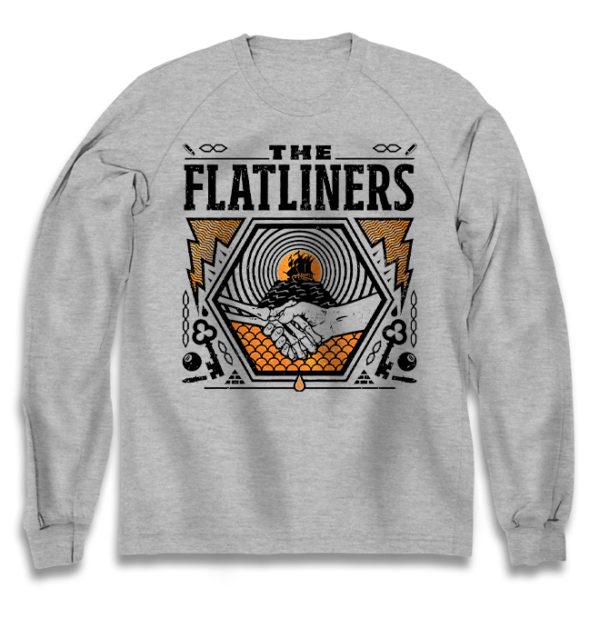 свитшот Flatliners