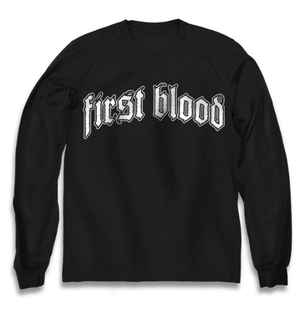 свитшот First blood