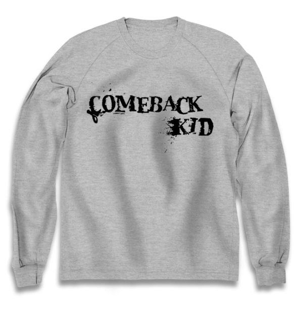 свитшот Comeback kid