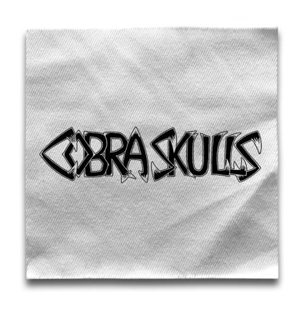 нашивка Cobra Skulls