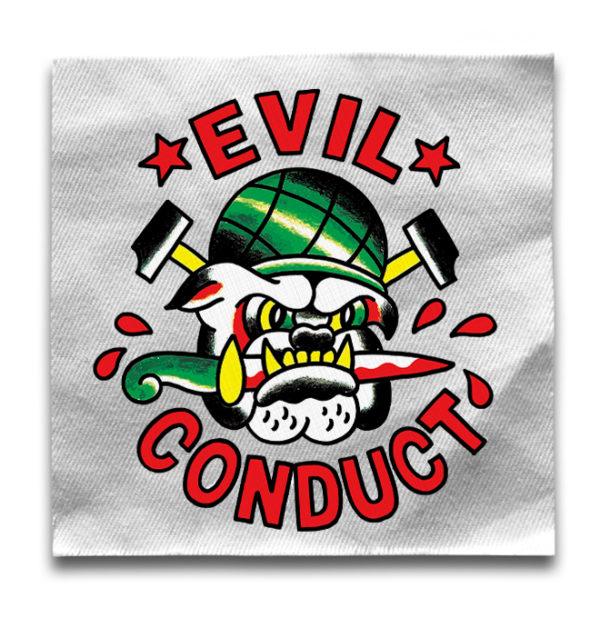нашивка Evil Conduct