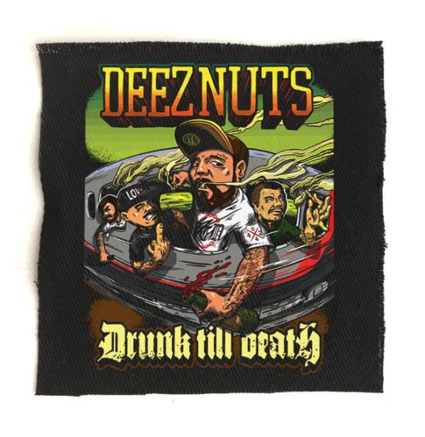 нашивка Deez Nuts