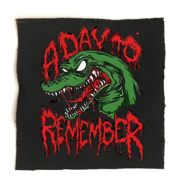нашивка Day to Remember