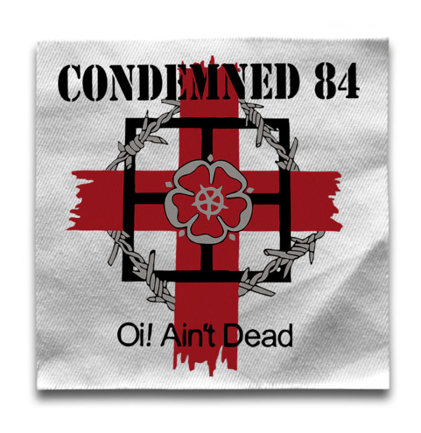 нашивка Condemned 84