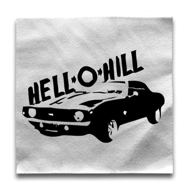 нашивка Hell-o-hill