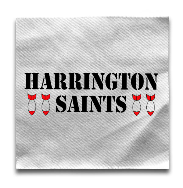нашивка Harrington Saints