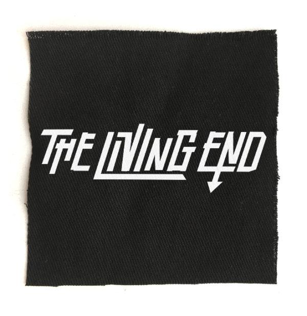 нашивка Living End, the