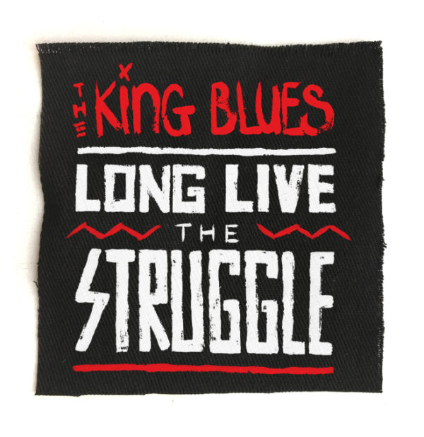 нашивка King Blues