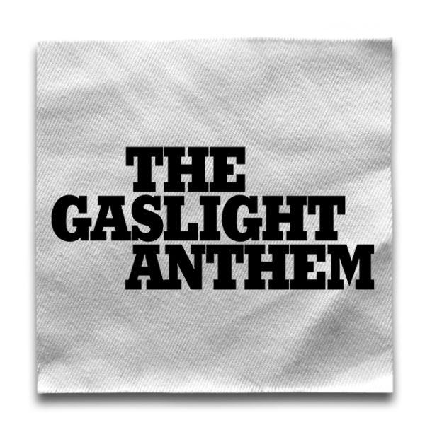 нашивка Gaslight anthem
