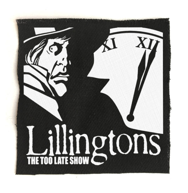 нашивка Lillingtons