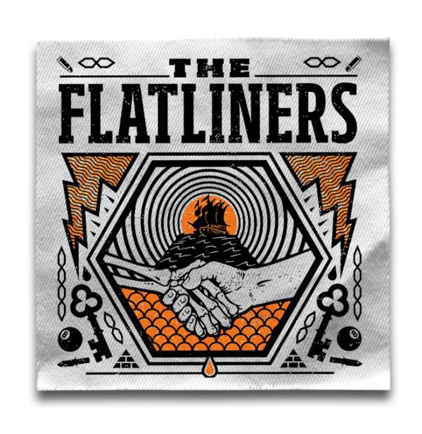 нашивка Flatliners