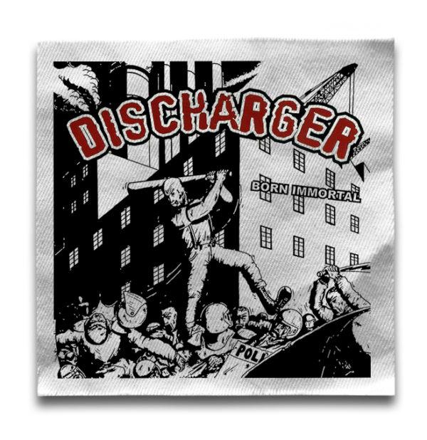 нашивка Discharger