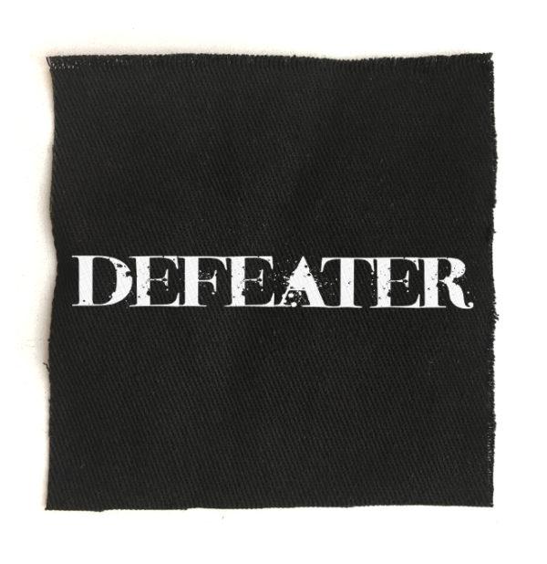 нашивка Defeater