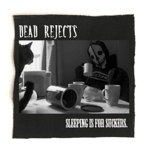 нашивка Dead Rejects