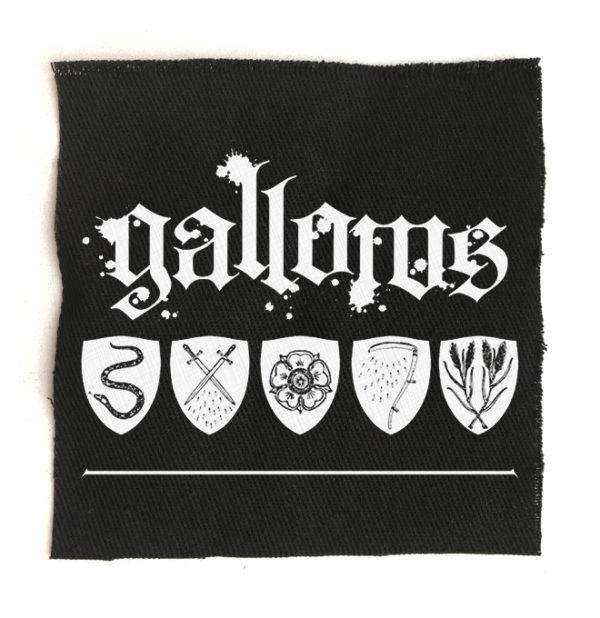 нашивка Gallows