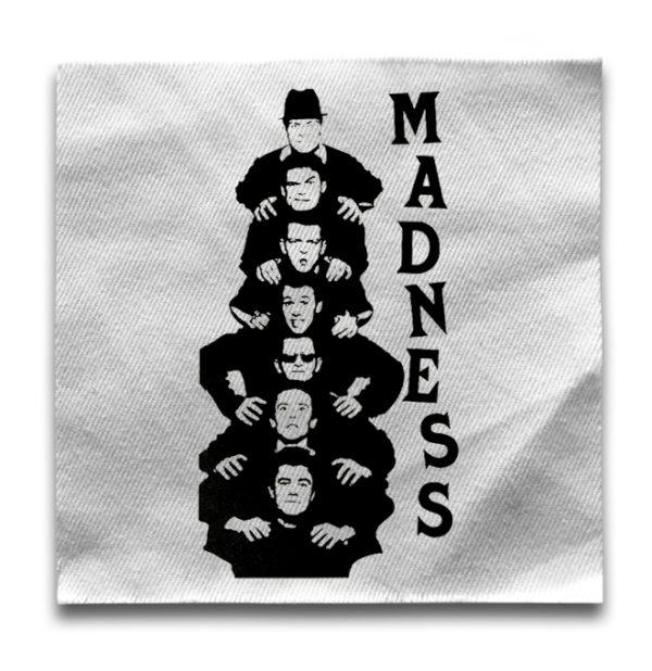нашивка Madness
