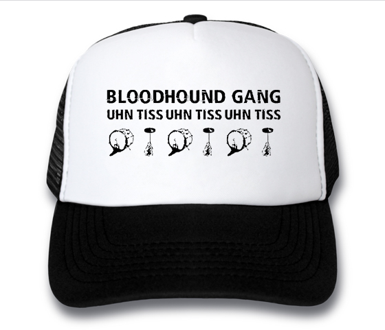 кепка Bloodhond Gang