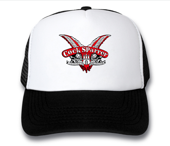 кепка Cock Sparrer